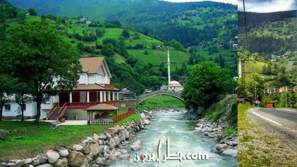 رحلات الشمال التركي