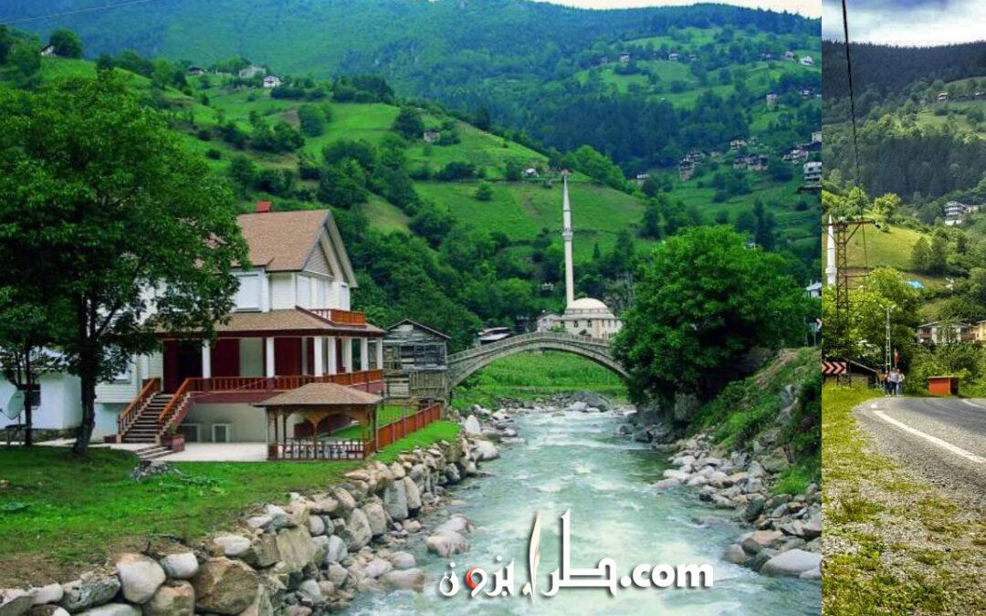 سيارة مع سائق طرابزون رحلات الشمال التركي