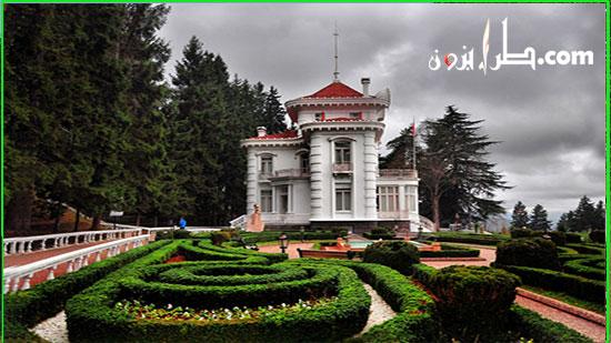 قصر اتاترك طرابزون