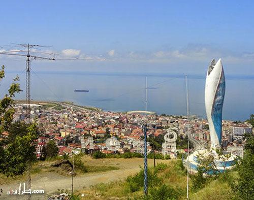 Boztepe , رحلات طرابزون Trabzon بوزتبة طرابزون