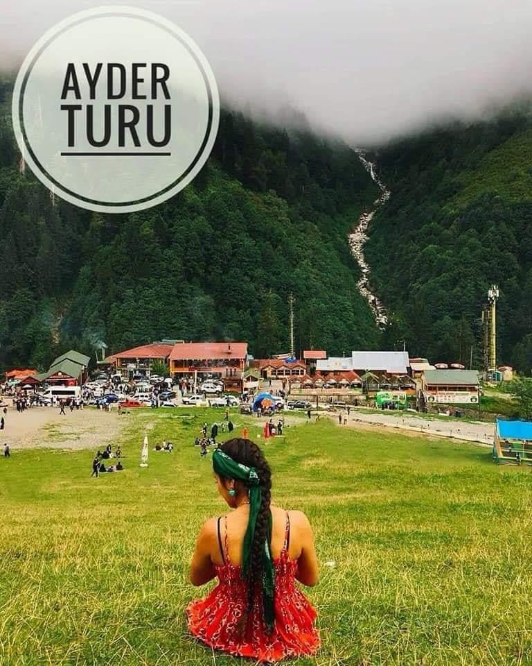 رحلة مرتفعات ايدر - رحلات تركيا