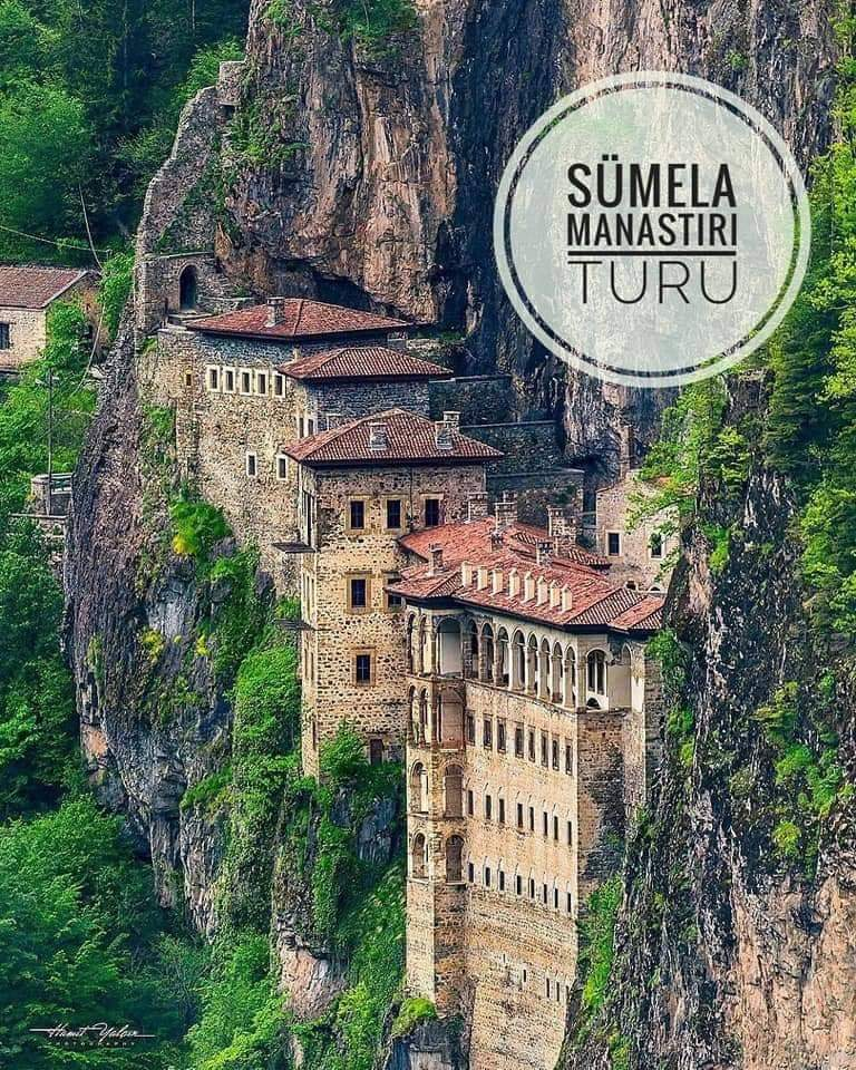 جولة سوميلا - رحلات طرابزون