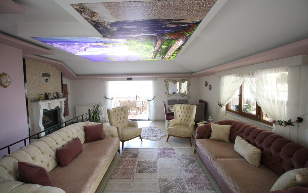 شقة دوبلكس للبيع في طرابزون : شقة دوبلكس جكورجاير – البوزتبة